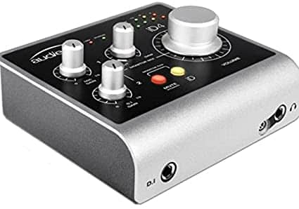 Audient iD4 The Best Audio Interface for 2021